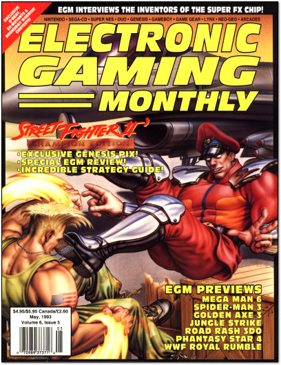 Electronic Gaming Monthly - May 1993