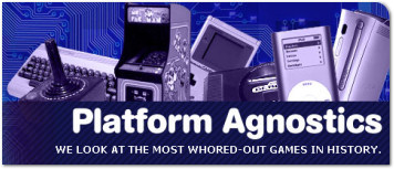 Platform Agnostics on 1UP