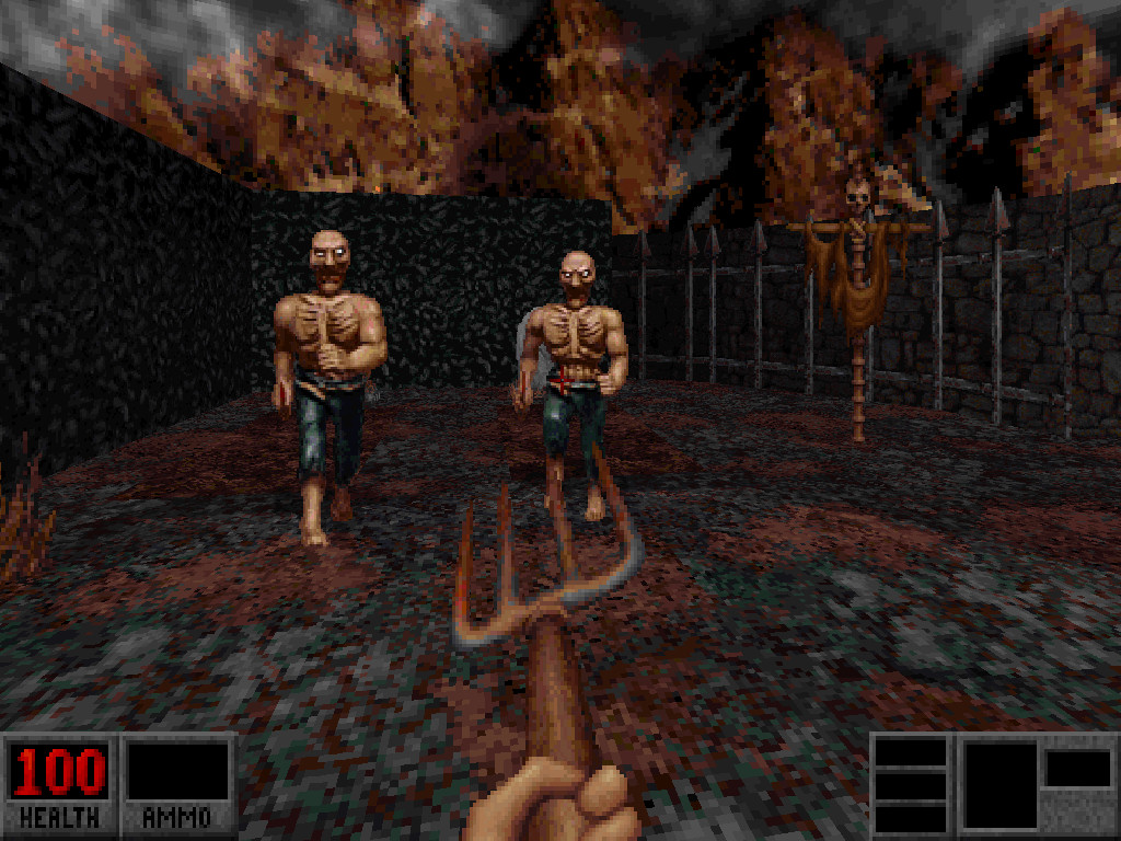 Friday 13th dungeon terror - 2 part 9
