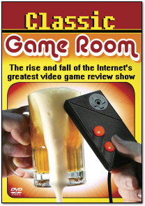 Classic Game Room DVD Cover