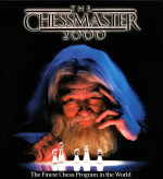 Chessmaster 2000 Box Art
