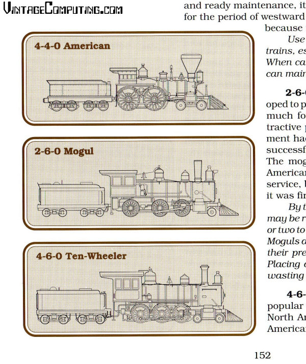 RAILROAD TYCOON MANUAL DOWNLOAD