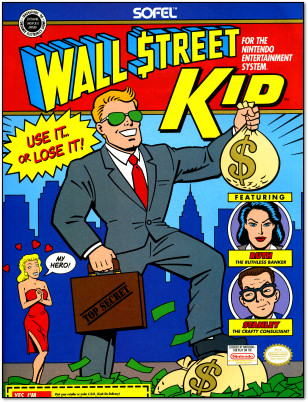 Wall Street Kid Costume