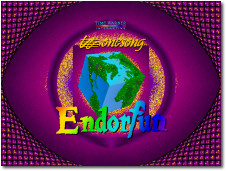 Endorfun Title Screen
