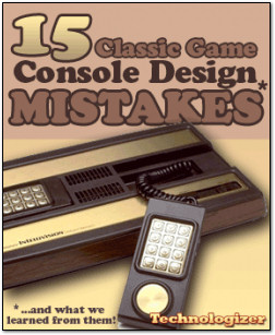 Game Console Mistakes on Technologizer