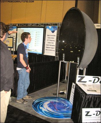 Benj's GDC 2008 Adventure