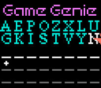 VC&G | » RedWolf's Homebrew Game Genie Code Gallery: Super