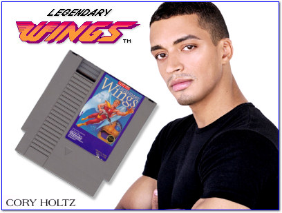 Cory Holtz - Legendary Wings