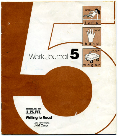 IBM Writing to Read Journal 5