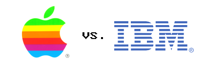 Apple vs. IBM