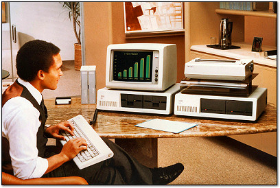The IBM PC Turns 30