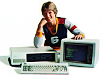 IBM PC Kid