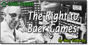 Benj's Ralph Baer Interview