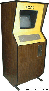 Pong Arcade Machine