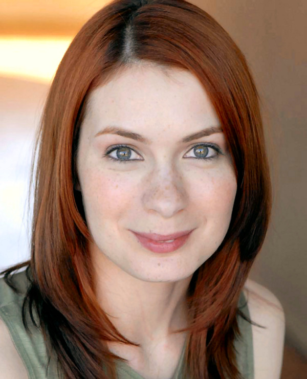 Felicia Day Interview Headshot