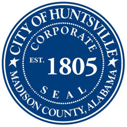 City of Huntsville Alabama Seal