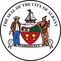 Seal of Albany, New York
