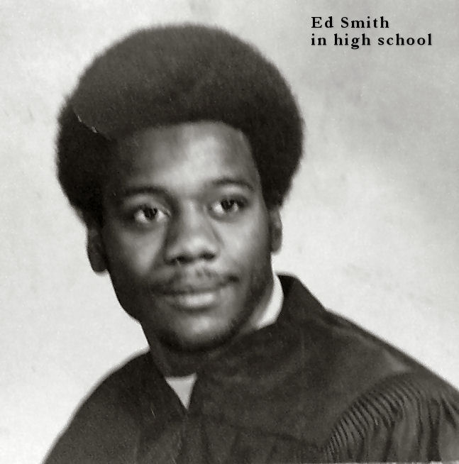 Ed Smith in High School