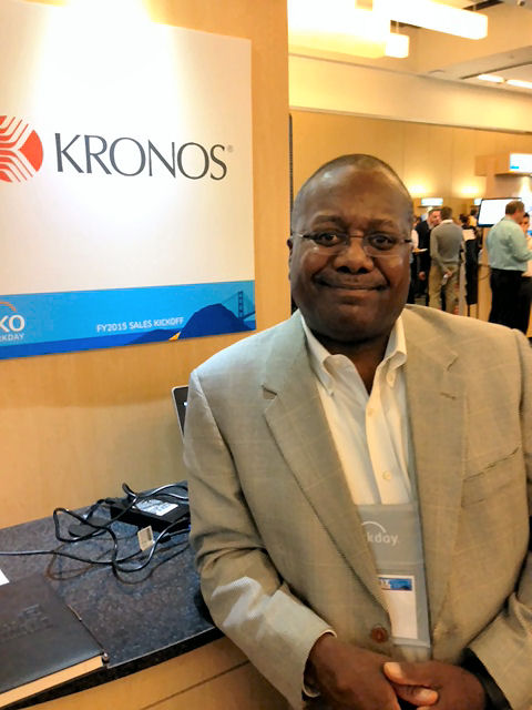 Ed Smith Recently While Working for Kronos