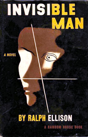 Cover of Invisible Man by Ralph Ellison