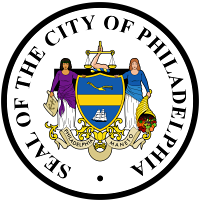 Seal of Philadelphia, PA