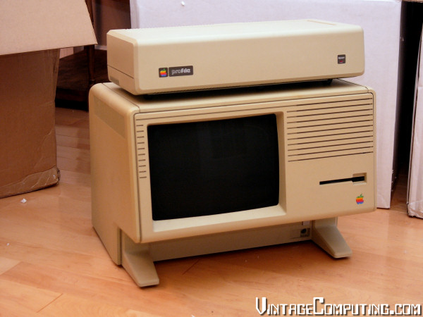 Benj's first Apple Lisa