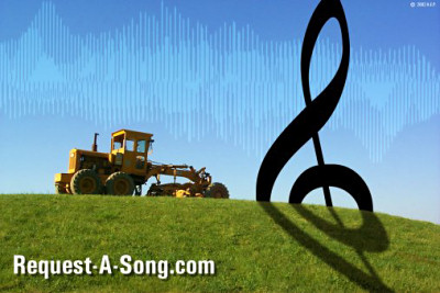 Request-A-Song.com Logo Image