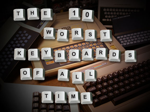 10 Worst PC Keyboards Intro Slide