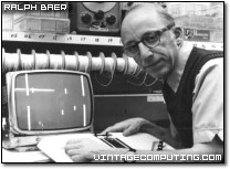 Ralph Baer at Sanders, Circa late 1960s