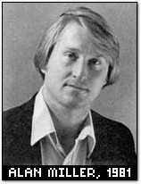 Alan Miller, Atari and Activision game designer, 1981