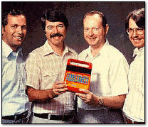 Texas Instruments Speak & Spell Development Team