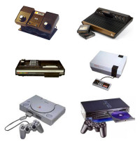 Video Game Systems Through The Years