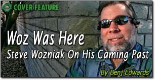 Steve Wozniak Interview on Gamasutra