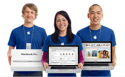 A Tale of Two Apple Stores on Macworld.com