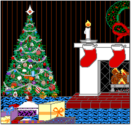 The Ghost of Christmas Graphics Past - Vintage Christmas Graphics - slideshow on PCMag.com
