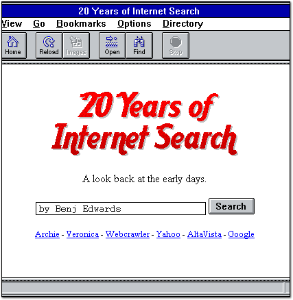 20 Years of Internet Search on PC World.com