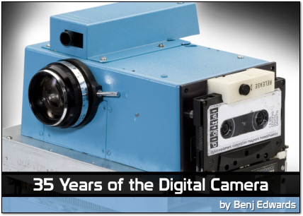 35 Years of the Digital Camera Slideshow at PC World