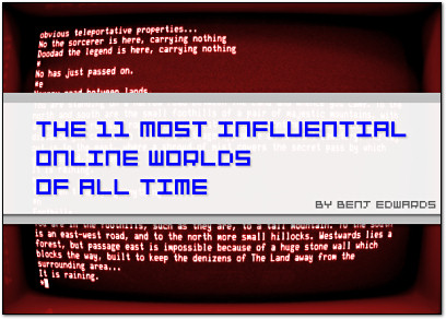 The 11 Most Influential Virtual Worlds of All Time on PCWorld.com