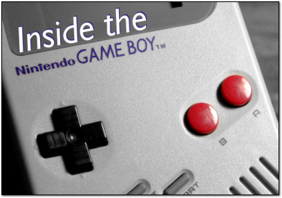 Inside the Nintendo Game Boy
