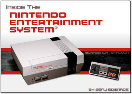 Inside the Nintendo Entertainment System - Workbench Teardown on PC World