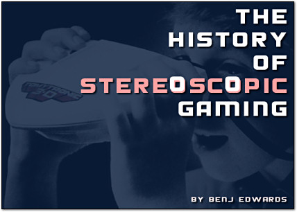 The History of Stereoscopic 3D Gaming on PC World.com