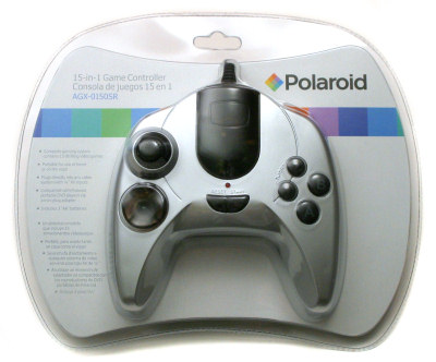 Polaroid 15-in-1 Game Controller