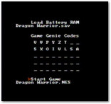 NES PowerPak Flash Cartridge Load Screen