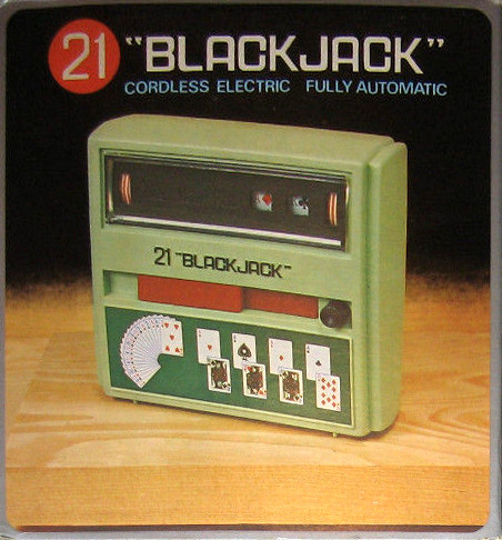 Radio Shack 21 Blackjack Cordless Fully Automatic