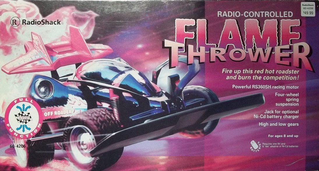 VC&G | » The Glorious, Colorful World of Radio Shack Toy and