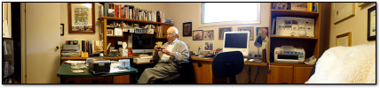 Ralph Baer's Office