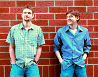 Jeremy and Benj Edwards Request-A-Song.com Publicity Shot from 2004