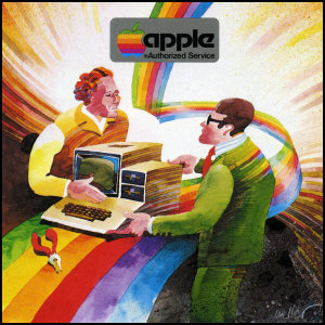 Apple II Painting