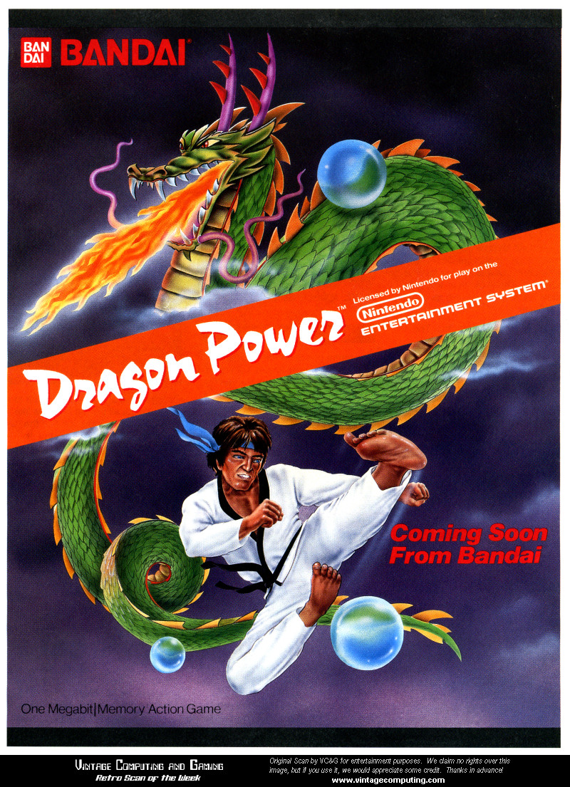 Dragon Power Games