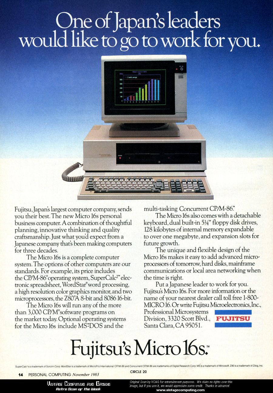 VC&G | » Z80